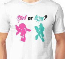 Girl or Boy? (3) Unisex T-Shirt