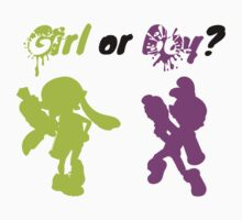 Girl or Boy? (2) One Piece - Short Sleeve