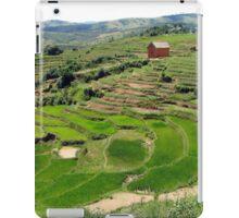 an amazing Madagascar landscape iPad Case/Skin