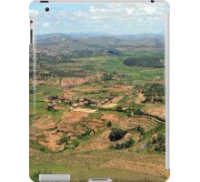 an unbelievable Madagascar landscape iPad Case/Skin