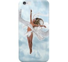 A Lone Angel iPhone Case/Skin