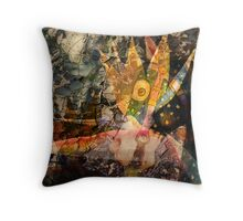 dreaming horse Throw Pillow