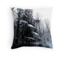 Christmas is coming... Throw Pillow
