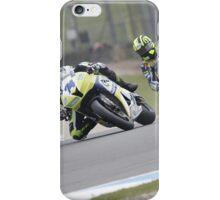 Kieran Clarke - World Super Sport Donington iPhone Case/Skin
