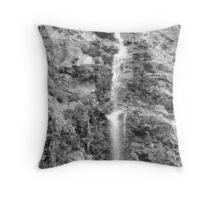 Huatulco Waterfall Throw Pillow