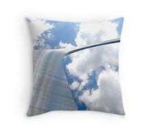Gateway to the West - St Louis Throw Pillow