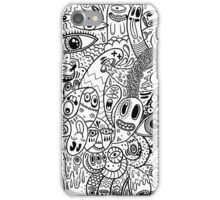 World Of Weird iPhone Case/Skin