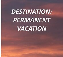 """Permanent Vacation"" 5SOS Inspired Design by unofficial5SOS"