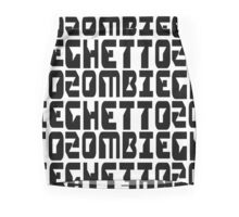 ZOMBIE GHETTO by Zombie Ghetto Mini Skirt