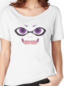 Inkling Face (purple) Women's Relaxed Fit T-Shirt