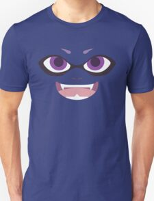 Inkling Face (purple) T-Shirt
