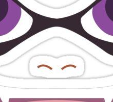 Inkling Face (purple) Sticker