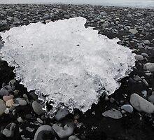 Ice, Jökulsárlón, Skaftafell, Iceland by hinomaru