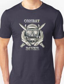 Combat Divers Emblem Unisex T-Shirt