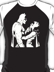 The Bat and The Cat T-Shirt