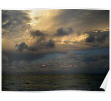 Where Atlantic meets Carribean Poster
