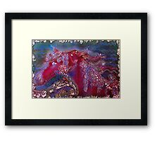 Water Horse Framed Print