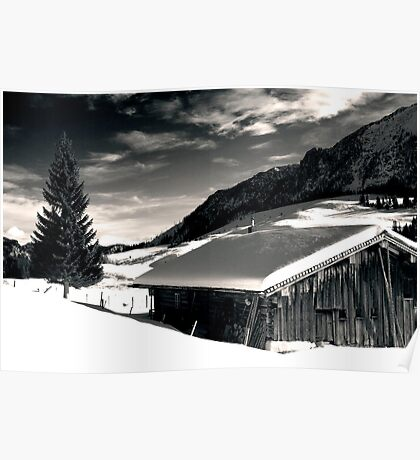 Winter, Austria Poster
