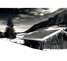 Winter, Austria Photographic Print