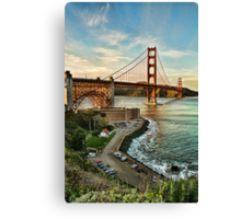 The Way to Marin Canvas Print