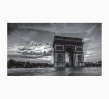Arc De Triomphe 6 Baby Tee