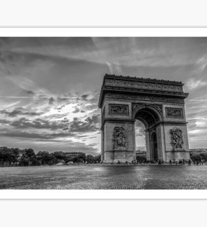 Arc De Triomphe 6 Sticker