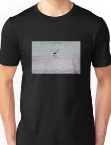 Water Walker Unisex T-Shirt