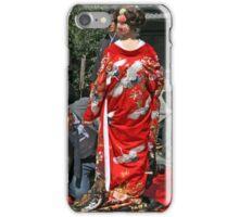 Kyoto Wedding iPhone Case/Skin