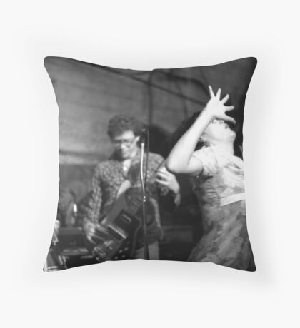 The Roofies  Throw Pillow