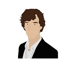 Benedict Cumberbatch - Sherlock by LiliPrints