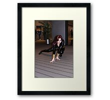 Spicy  Framed Print