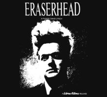 Eraserhead T-Shirt Kids Clothes