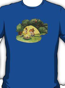 Rigby & Eileen Camping T-Shirt