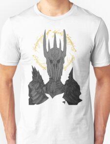 Sauron Black Speech T-Shirt