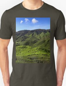 an awesome Malaysia landscape T-Shirt