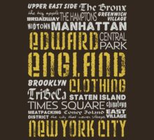 A City In Words by edwardengland
