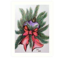 'Tis the Season........... Art Print