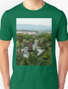 a large Malaysia landscape T-Shirt