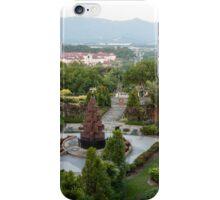 a large Malaysia landscape iPhone Case/Skin