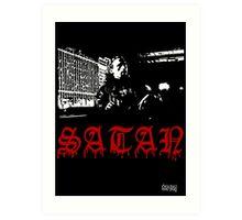 ...satan Art Print