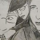 family portrait by Xtianna