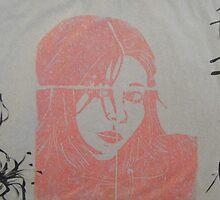 lino cut by Xtianna