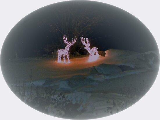 Holiday Series I by Al Bourassa