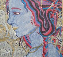 alt. rennaisance self portrait by Xtianna