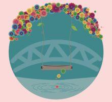 falling & floating by Mindy Nguyen