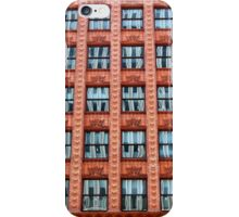 Reflections in Terra Cotta iPhone Case/Skin