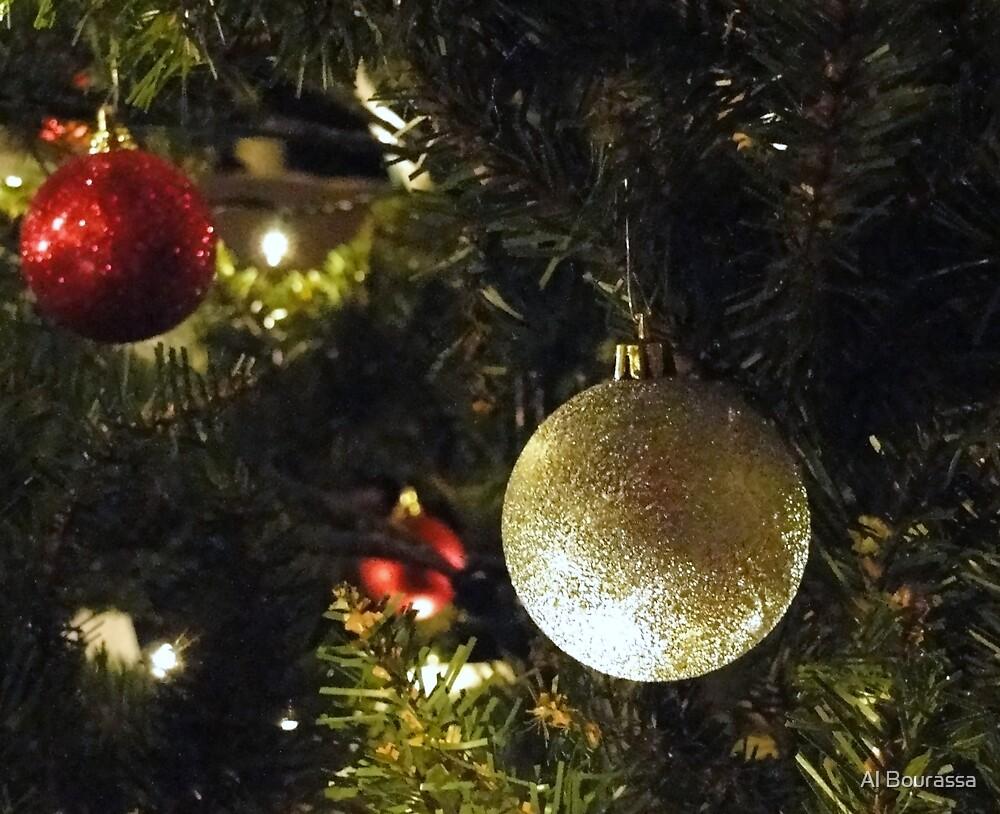 Holiday Series VI by Al Bourassa