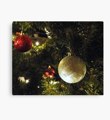 Holiday Series VI Canvas Print