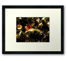 Holiday Series VII Framed Print