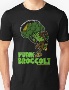 Punk Broccoli Unisex T-Shirt